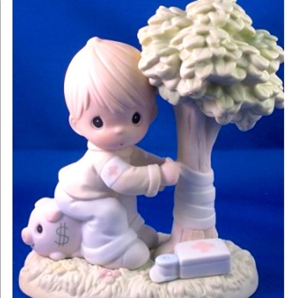 Precious Moments Figurine - Retired